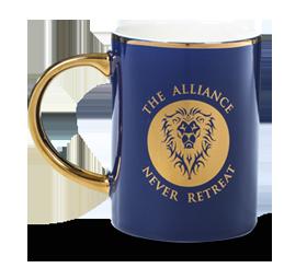 魔兽联盟高级陶瓷马克杯