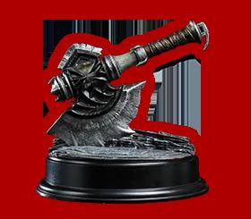 魔兽杜隆坦斧子1:6模型