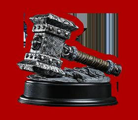 魔兽毁灭之锤1:6模型